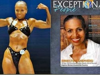 The oldest competitive female body builder - Age/Nothing but a number!
