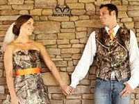 A wedding doesn't have to be traditional. Share your love for the outdoors with the one you love!