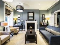 Occa Design, Montagu Place Hotel / The Montagu Place Hotel is a 4* boutique hotel in Londons West End, near Baker Street, offering a home from home for its guests.  Hotel interior design by Occa Design has seen the refurbishment of this Grade II listed Georgian Townhouse.