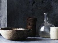 Wabi Sabi - the naturally aged, the rustic, the simple...