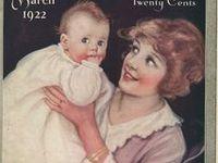 Vintage Magazine Covers