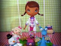 Desenhos Animados-Dr.ª Brinquedos