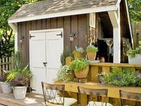 1000 images about backyard casitas on pinterest gardens for Backyard casita plans