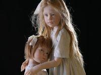 muñecas...las adoro!