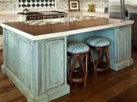 Cindi needs a kitchen Island / Kitchen Ideas