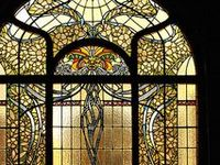 All types of glass ....Carnival Glass, Depression Glass, Cut Glass, Milk Glass, Coloured ,Etched, Stained  etc.