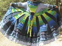 THINGS MADE WITH A SERGER AND CLOTHING I COULD POSSIBLY MAKE...