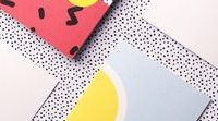 Graphic design / Inspiratiebord