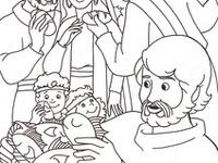 Feeding the multitude bible ideas