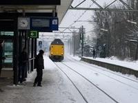 Dutch trains