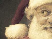 Santa, is it you?