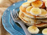 Pancakes are great for breakfast, lunch, dinner and even dessert!