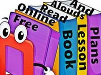 Books and stories with video and activities to go along with them.