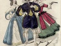 Historic images of fancy dress and masquerade costumes