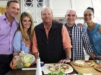 """Recipes from the TV Series, """"The Chew"""". These featured recipes are from Mario Batali, Michael Symon, Carla Hall, Daphne Oz, and Clinton Kelly. Also featured are those recipes from their guests and audience members. Don't forget to check out more recipes from their cookbooks too!"""