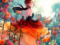 Anime Art & Scenes