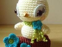 Knit/Crochet (Fun Critters)