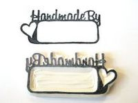 Hand-Carved & Rubber Stamps