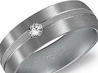 Crownring / As a leader in the industry for Men's Wedding Bands, Crownring is a triple threat; ensuring the highest standards of durability, design, and style.