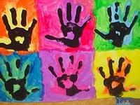 HandPrint/FootPrint/FingerPrint Art