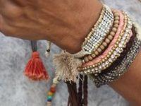 MACRAME - WEAVING - BRAIDING / Bracelets, woven rugs, baskets and knots knots knots...