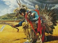 A collection of pictures ad the American Indian.