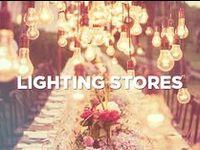 Lighting Stores / Interior Design Ideas