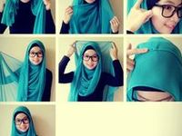 1000+ images about Hijabs on Pinterest | Hijab Tutorial, Hijabs and ...