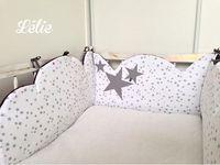 45 best images about tuto tour de lit couture on pinterest - Tuto tour de lit ...