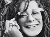 Images of Janis, who died in 1970.
