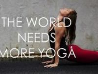 Everything Yoga and Health / Here you'll find a collection of beautiful ideas, practices, suggestions and inspirations from around the world. Together we are strong, we are one.