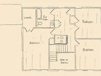 Pinterest Center Hall Colonial Floor Plans And Colonial House Plans
