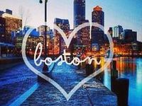 City of Boston Love. Lovin' all the teams in the city! Red Sox. Bruins. Celtics. Patriots. <3 #BostonStrong