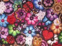 my Crochet earrings  / my crochet creations :)