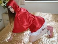 satin clothes