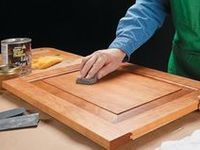 Wood Finishing Tips, Products & How to.