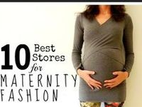 Fashion dressed & inspirations -  Maternity style for pre, during and post pregnancy