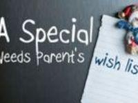 Special Needs Activities/Resources