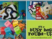 Creative Homeschool - PreK/BusyBags