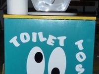 1000 Images About Toilet Toss Game On Pinterest Toilets