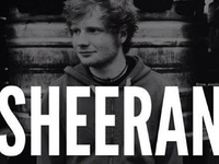 I love Ed Sheeran! His music is so amazing!