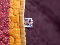 Canela Cheia / Patchwork - My work items available for you to buy by private message