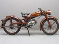 98 cc and 125 cc motorcycles