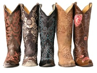 boots, chaps, and cowgirl hats