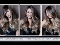 I specialize in Balayage Ombre Hairstyle