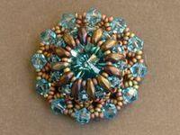 ... on Pinterest | Beaded Earrings, Seed Bead Tutorials and DIY tutorial