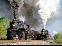 Railroads Old & New