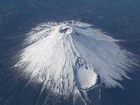 mt. fuji / volcano