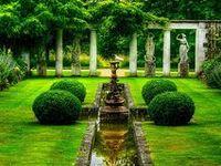 Interesting gardens, garden design and landscape architecture