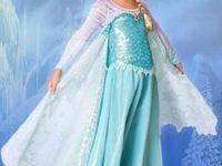Frozen Costumes, Party Ideas.